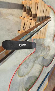 真实滑板无限金币版