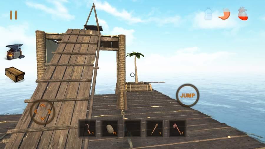 木筏生存无限资源版