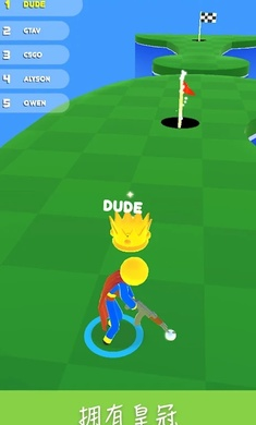 高尔夫比赛游戏下载