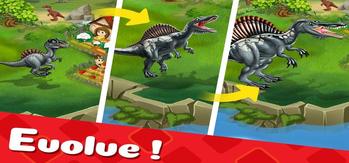 恐龙世界安卓破解版