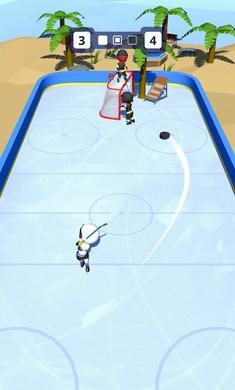 欢乐冰球手机版
