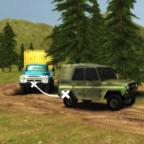 车司机泥泞山路无限金币版