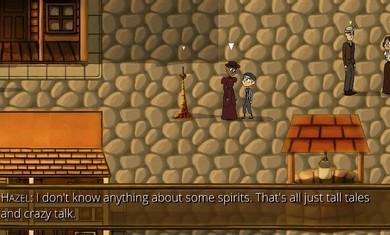 安格伍德森林之魂游戏安卓版