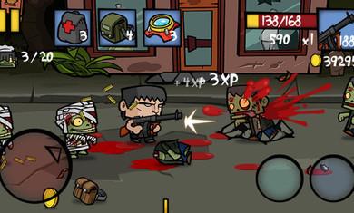 僵尸时代2死亡之城破解版