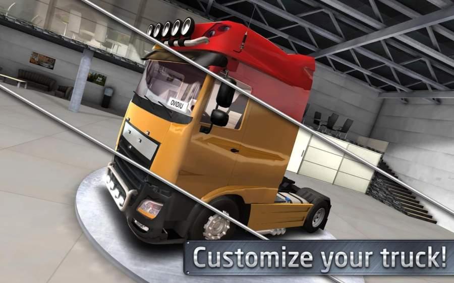 欧洲卡车司机游戏安卓版