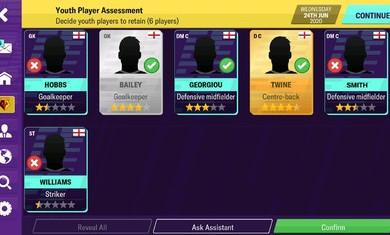 足球经理2020游戏安卓版