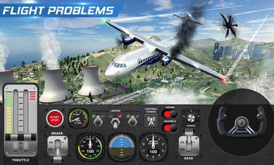 飞行员模拟器游戏安卓版