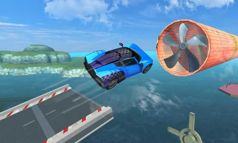 超级坡道赛车3无限金币版