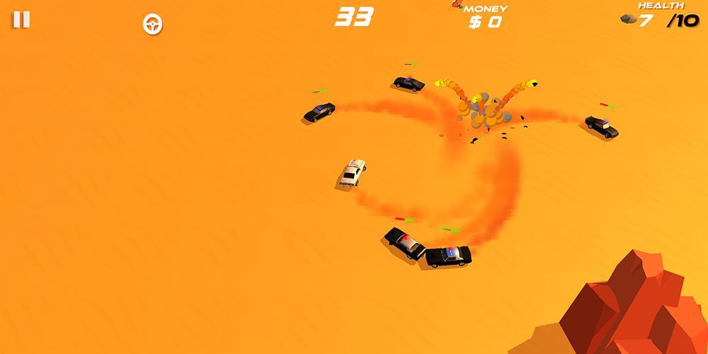 超级驾驶无限金币版