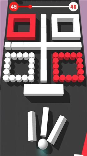 色彩4D碰撞游戏安卓版