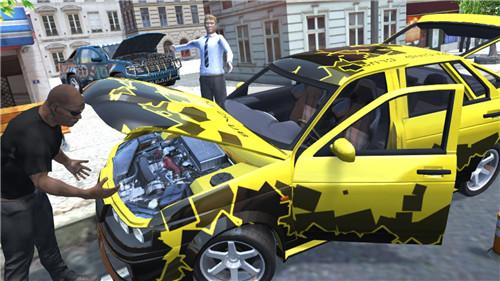 城市汽车模拟器破解版