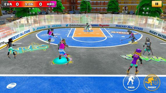 街机冰球20无限能量版