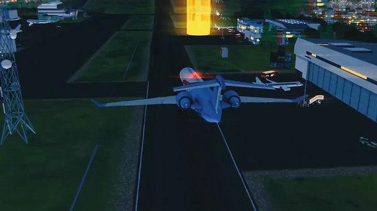 真实飞行模拟游戏