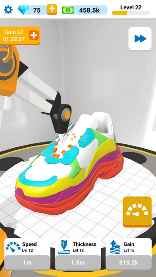 3D模型打印机