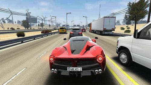 公路狂飙游戏