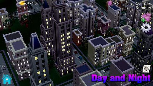 梦想城市游戏