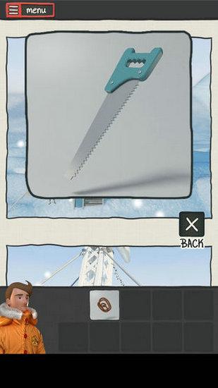南极解谜游戏