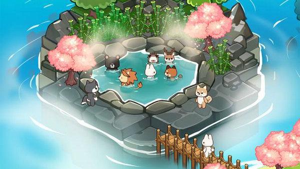 动物营地游戏