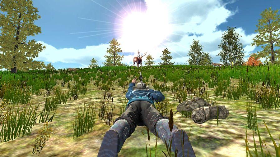 猎人模拟器手机版