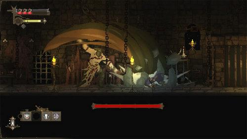 黑暗献祭游戏