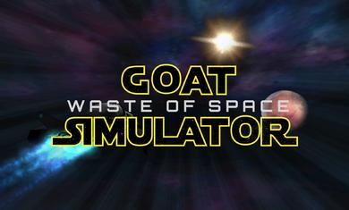 模拟山羊太空废物完整版