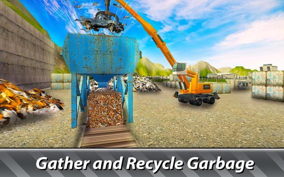垃圾车模拟器汉化版无限金币