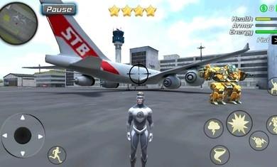 飓风超级英雄游戏无限钞票破解版