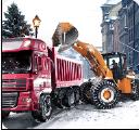 装载机自卸卡车冬季模拟(魔玩单机)