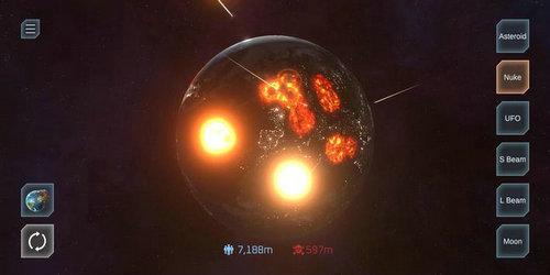 星球爆炸模拟器下载
