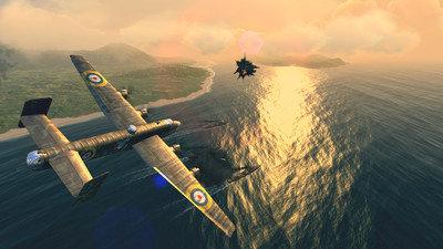 二战战机空中混战下载