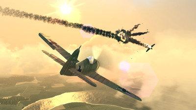 二战战机空中混战游戏