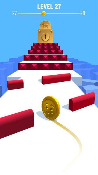 硬币冲刺破解版下载