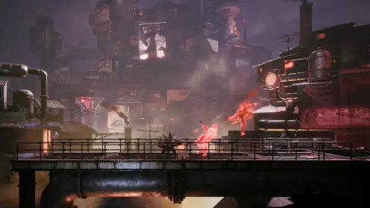 暗影火炬城