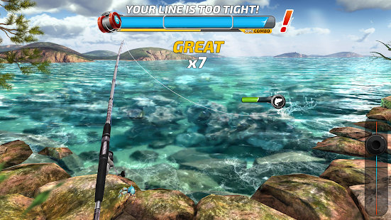 fishing clash破解版