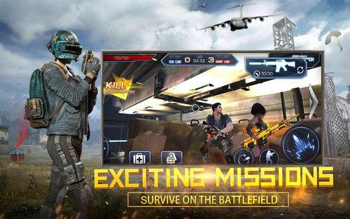 狙击战场3D