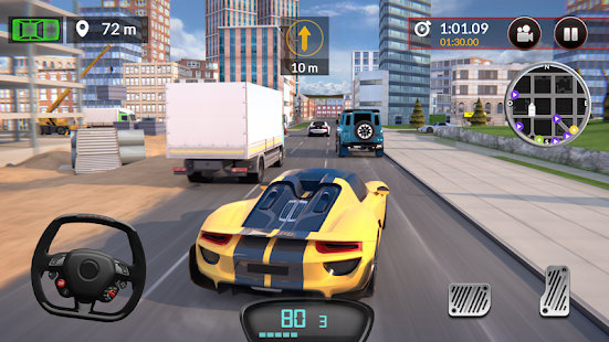 Drive for Speed Simulator无限金币版