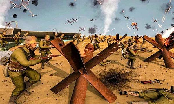 二次世界大战破解版