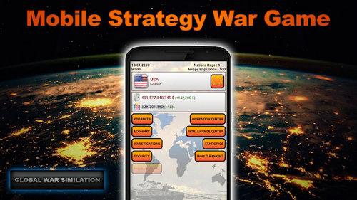 全球战争模拟
