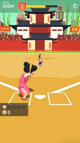 功夫棒球游戏
