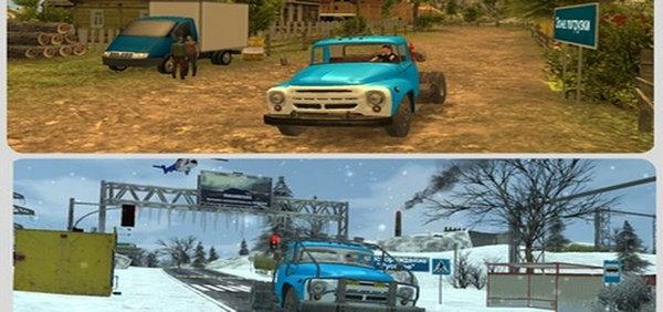 苏联卡车驾驶模拟器汉化版