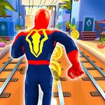 超级蜘蛛侠跑酷游戏