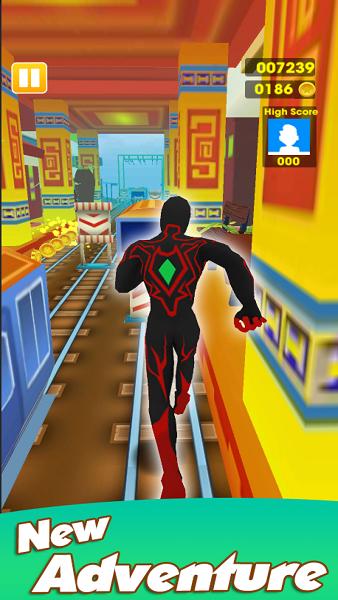 超级蜘蛛侠跑酷下载