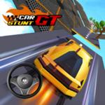 汽车特技3D赛车超级坡道汉化版