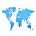 世界地图电子版2020