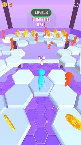六角形竞技场游戏