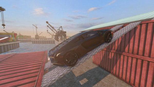 真实的停车场新一代X破解版