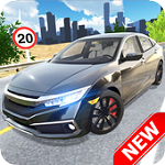 汽车模拟器思域城市驾驶免广告版