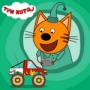 绮奇猫儿童赛车最新版  v1.0.7