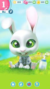 小兔子虚拟宠物无限金币版
