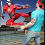忍者超级英雄格斗无限金币版